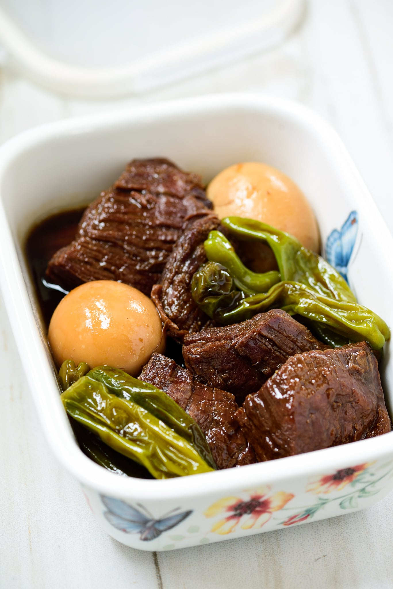 DSC3818 - Jangjorim (Soy Braised Beef)