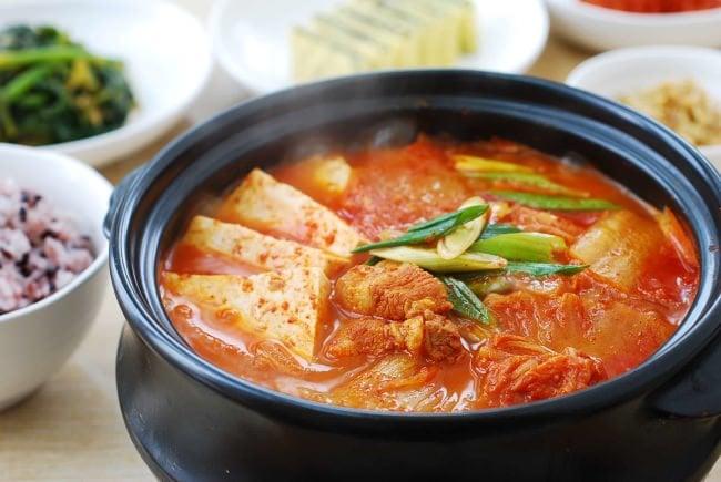 DSC 5089 e1454132135569 - Kimchi JJigae (Kimchi Stew)