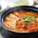 Kimchi jjigae recipe 150x150 - Doenjang Jjigae (Korean Soybean Paste Stew)