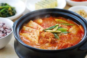 Kimchi jjigae recipe 300x200 - Kimchi JJigae (Kimchi Stew)