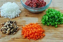 Kimchi Ssambap recipe 2 - Kimchi Ssambap (Kimchi Wrapped Rice Rolls)