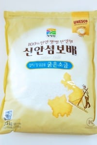 굵은소금 (Coarse Sea Salt)