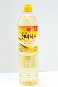 Rice vinegar 현미식초