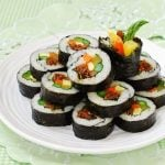 Myulchu gimbap recipe 150x150 - Stir-fried Cucumbers (Oi Bokkeum)