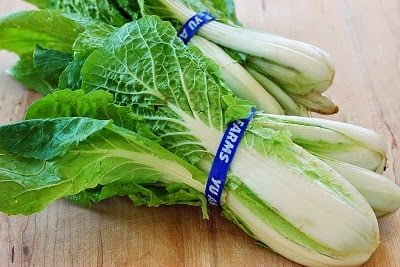 putbaechu eolgari - Putbaechu (Young Cabbage) Doenjang Muchim