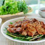 Dwaejigogi Doenjang Gui (Doenjang Marinated Pork)