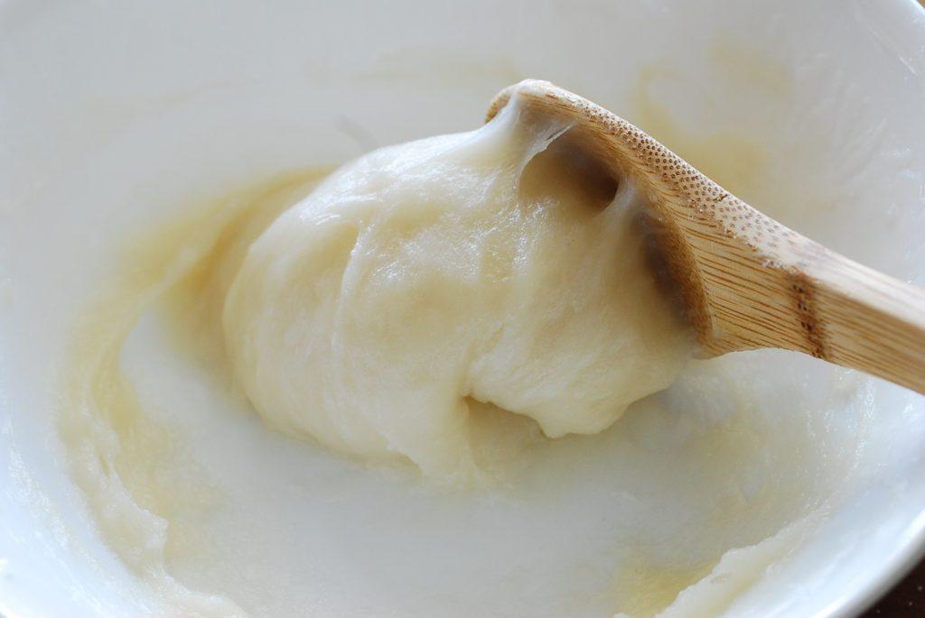Patbingsu recipe 11 1024x685 - Patbingsu (Shaved ice with Sweet Red Beans)