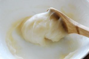 Patbingsu recipe 11 300x200 - Patbingsu (Shaved ice with Sweet Red Beans)