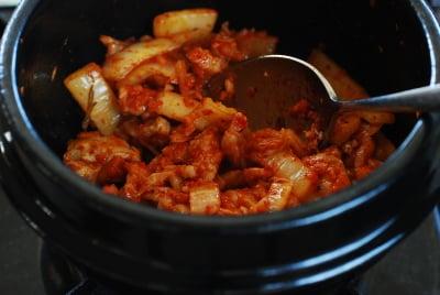 DSC 0566 e1421725493416 - Kimchi Soondubu Jjigae (Soft Tofu Stew)