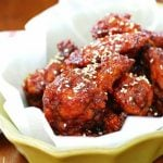 Yangnyeom Chicken (Spicy Korean Fried Chicken)