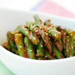 DSC 0815 150x150 1 - Asparagus with Gochujang Sauce