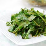 Dandelion Salad (Mindeulle Muchim)