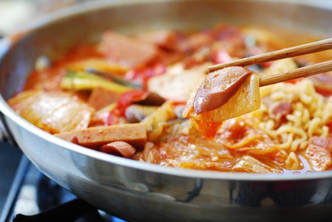 Budae jjigae - Army stew