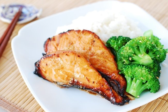 Salmon Bulgogi recipe