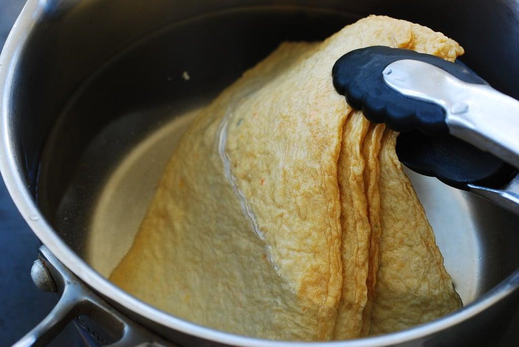 DSC 0746 1024x685 - Eomuk Bokkeum (Stir-fried Fish Cake)