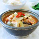 DSC 08232 e1430106255906 150x150 - Gochujang Jjigae (Gochujang Stew with Zucchini)