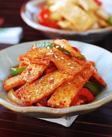 Korean fish cake recipe
