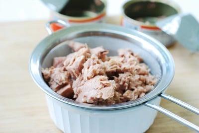 chamchi gimbap recipe