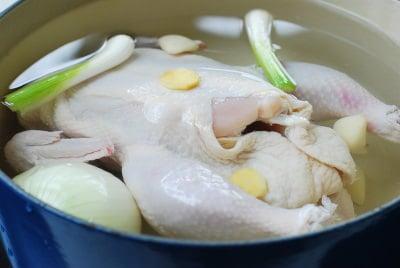DSC 08671 e1435552347198 - Dak Kalguksu (Chicken Noodle Soup)