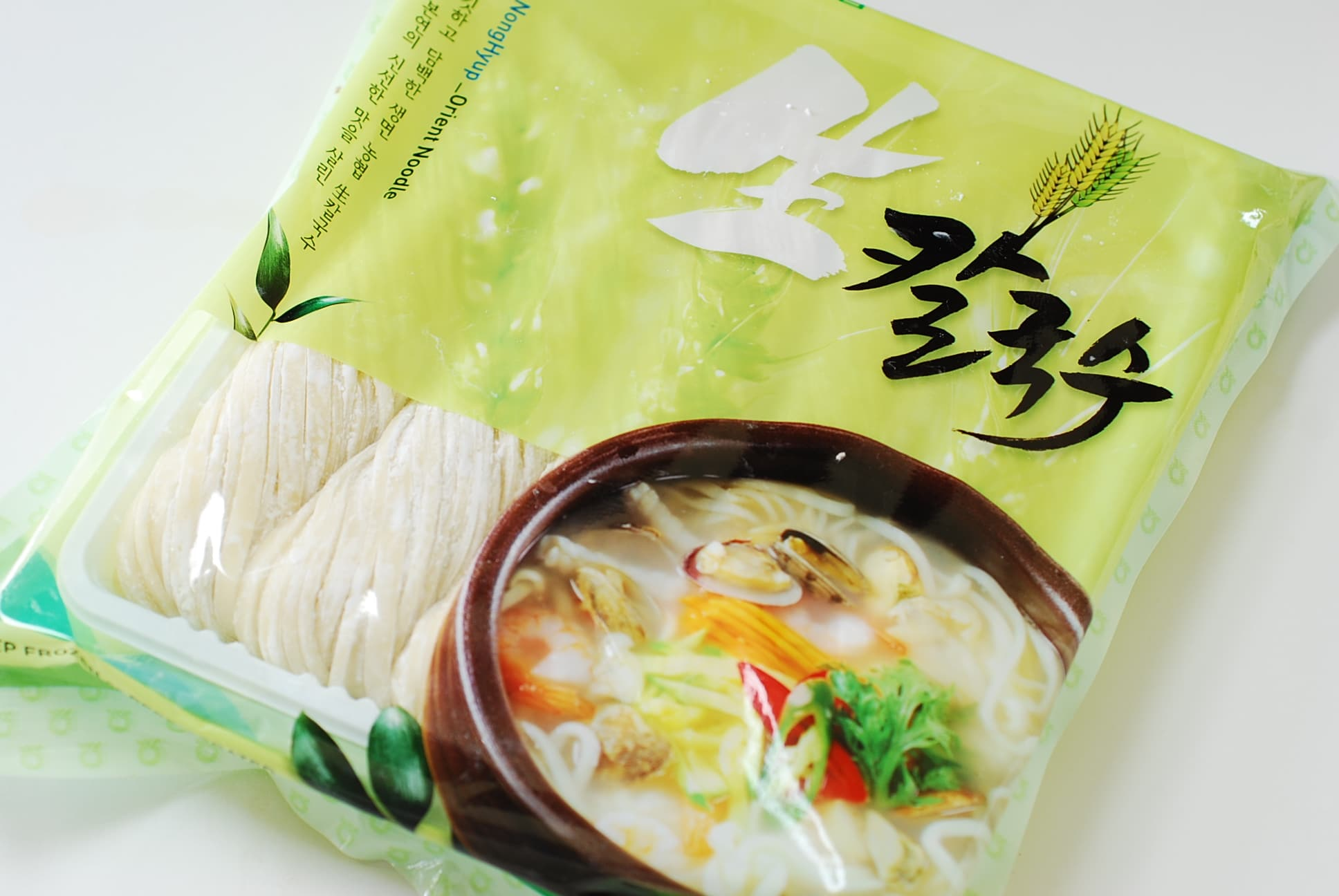 DSC 0874 1 - Dak Kalguksu (Chicken Noodle Soup)
