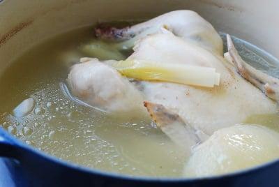 DSC 0877 e1435552737156 - Dak Kalguksu (Chicken Noodle Soup)