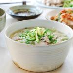Dak Kalguksu (Chicken Noodle Soup)