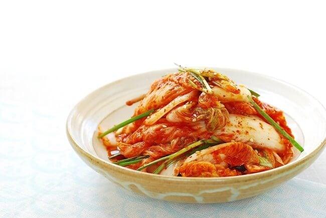 DSC 09741 e1433219106483 - Baechu Geotjeori (Fresh Kimchi)