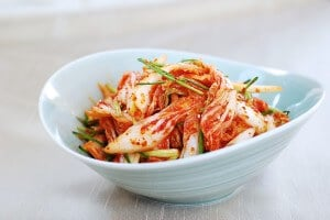 Baechu Geotjeori (Fresh Kimchi)