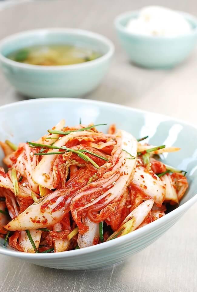 DSC 10321 e1433218871920 - Baechu Geotjeori (Fresh Kimchi)