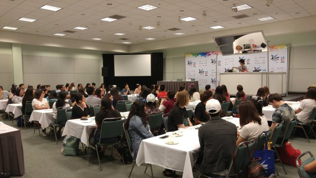 workshop 1 e1439013577497 - KCON 2015 Los Angeles