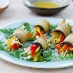 DSC 0917 150x150 1 - Eggplant rolls (Gaji Mari)