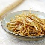 DSC 0997 e1445481366126 150x150 - Yeongeun jorim (Sweet Soy Braised Lotus Roots)