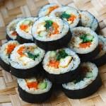 Tofu Gimbap