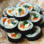DSC 0875 150x150 - Tofu Bibimbap (Vegan Bibimbap)