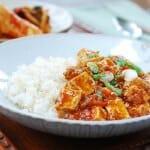 DSC 0958 150x150 1 - Mapo Tofu (Korean-Style)