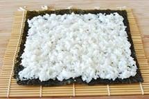 gimbap recipe 10 - Gimbap (Korean Seaweed Rice Rolls)