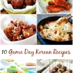 10 game day Korean recipes 150x150 - Menus for Korean Dinner Parties