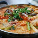 DSC 1087 150x150 1 - Haemul Jeongol (Spicy Seafood Hot Pot)