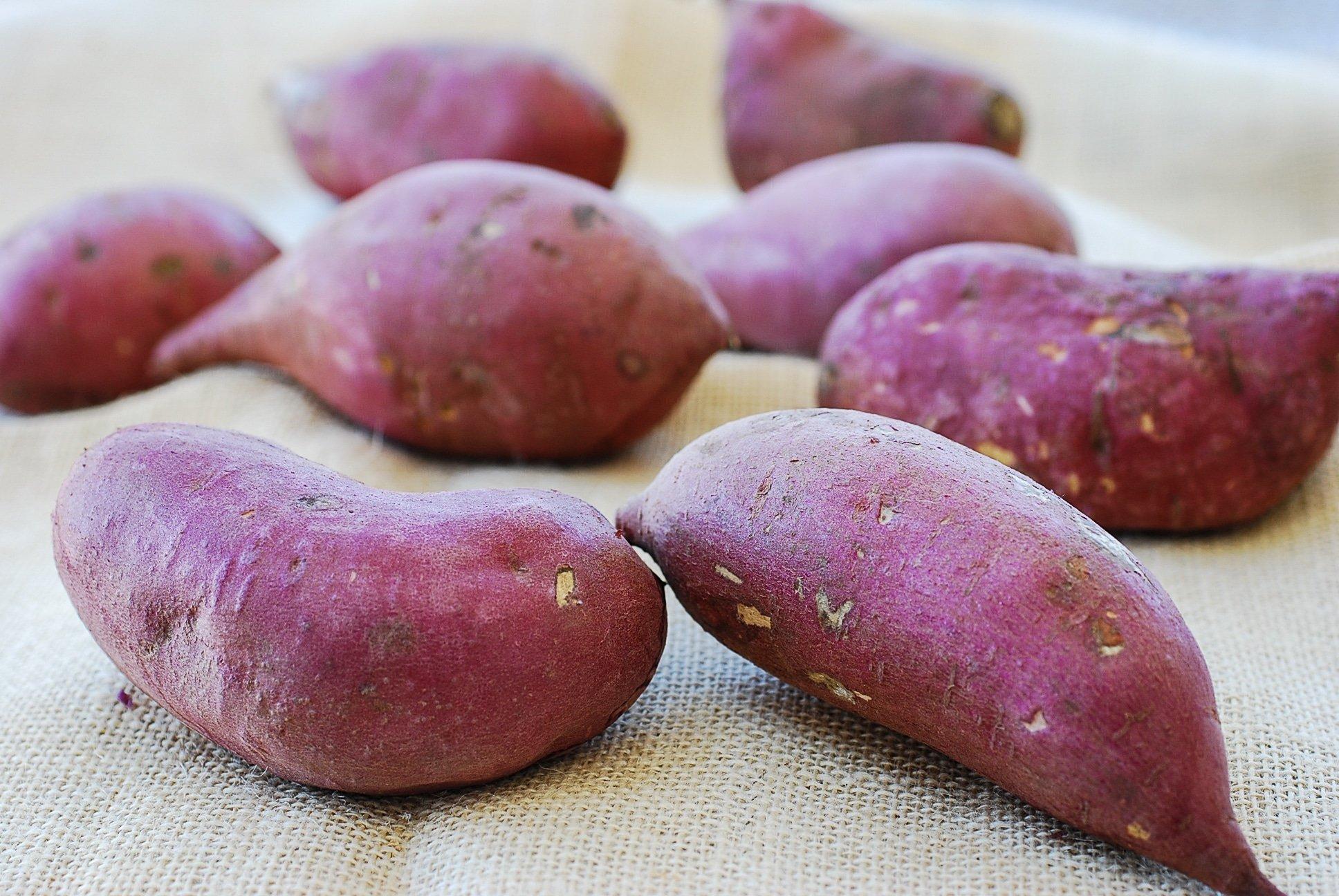 DSC 0906 2 - Dried Sweet Potato (Goguma Mallaengi)