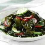DSC 0960 150x150 1 - Miyeok Muchim (Seaweed Salad)