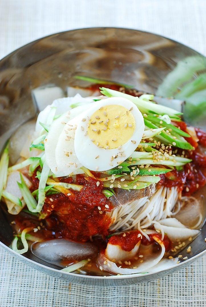DSC 0050 3 e1629750848433 - Naengmyeon (Cold Noodles)