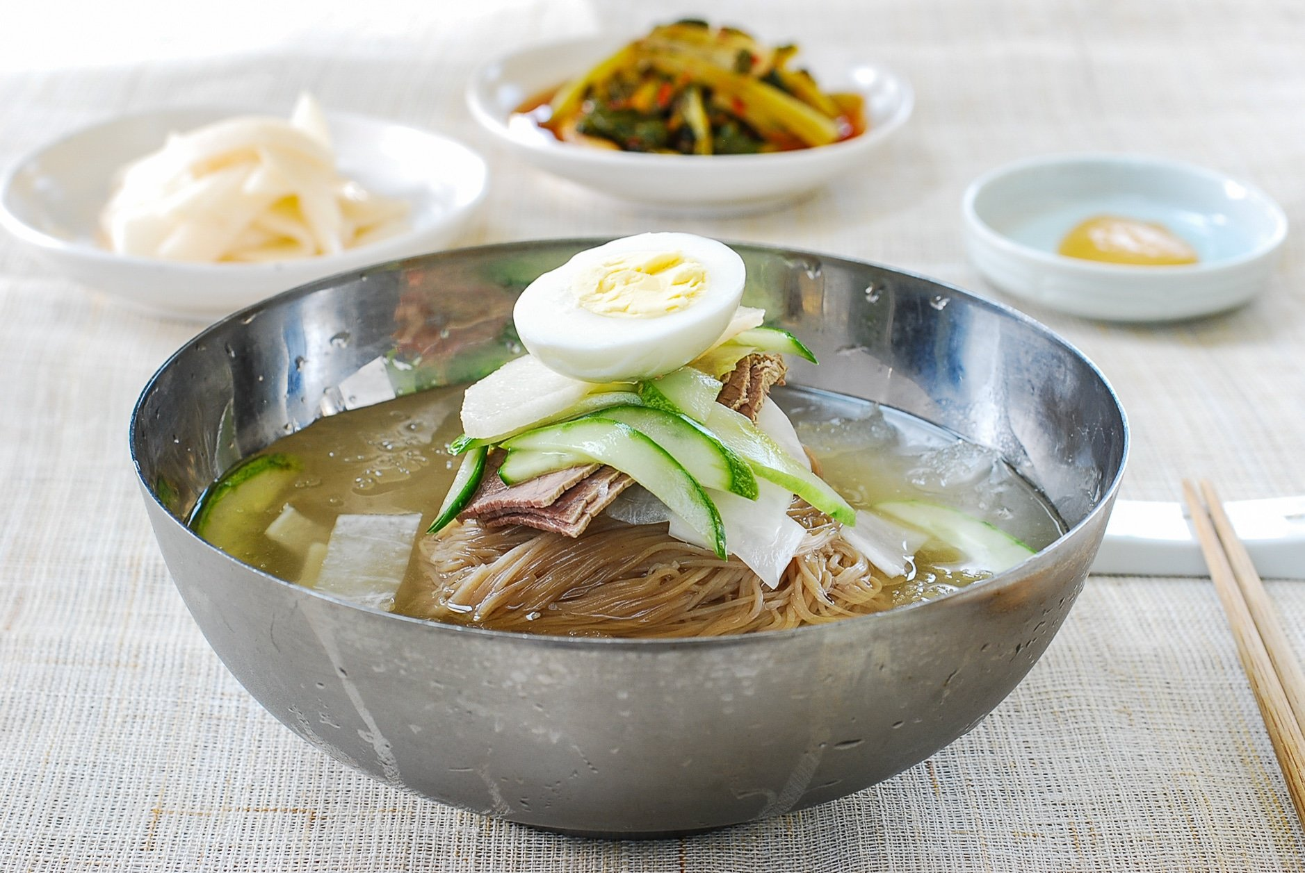 DSC 0061 2 - Naengmyeon (Cold Noodles)