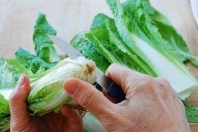 DSC 1325 1 e1471886674546 - Putbaechu (Young Cabbage) Doenjang Muchim