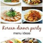 korean dinner party menu ideas 150x150 - Turkey porridge (Juk)