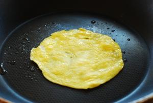 egg crepe
