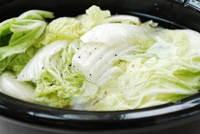 DSC 1806 e1485144936440 - Slow Cooker Chicken Soup with Napa Cabbage