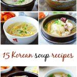 15 Korean soup recipes 150x150 - Deulkkae Soondubu Jjigae (Soft Tofu Stew with Perilla Seeds)