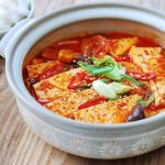 Spicy Braised Tofu (Dubu Jorim)
