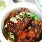Instant Pot Oxtail featured 150x150 - Ssamjang (Sauce for Korean Lettuce Wraps)