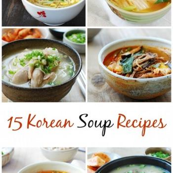15 Easy Korean Soup Recipes
